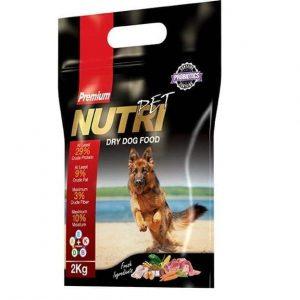 غذای خشک سگ نوتری پت مدل Premium 29 PROBIOTICS وزن 2کیلوگرم