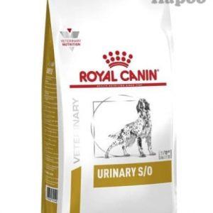 غذای خشک سگ رویال کنین مدل URINARY S/O SM وزن 2 کیلوگرم