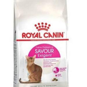 غذای خشک گربه رویال کنین مدلSAVOUR EXIGENT وزن ۲ کیلوگرم