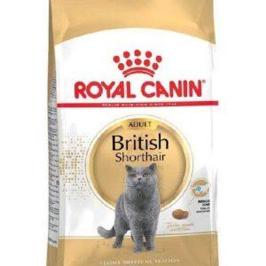 غذای خشک گربه رویال کنین مدل British وزن 2 کیلوگرم