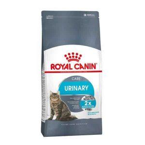 غذای خشک گربه رویال کنین مدل Urinary وزن 2 کیلوگرم
